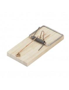Ratonera tabla nº1 (blister 2 unid.) 11x4,8x1,2cm