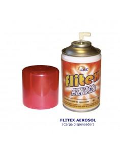 Insecticida flitex aerosol (carga para aparato dispensador)