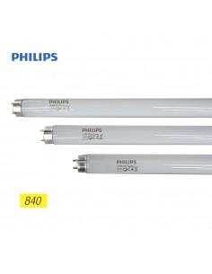 Tubo fluorescente 18w trifosforo 840k philips