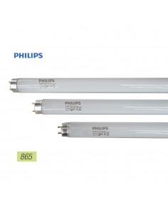 Tubo fluorescente trifosforo 18w 865k philips