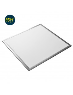 Panel led 40w medidas: 60x60x1cm empotrable 6.400k luz fria 3.200 lumens edm
