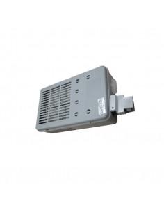 Caja gris para downlight mecanico  2x26w