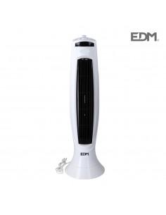 Ventilador de torre oscilante 45w edm