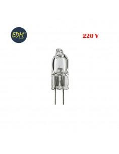 Bombilla bi-pin 220-240v 100w edm