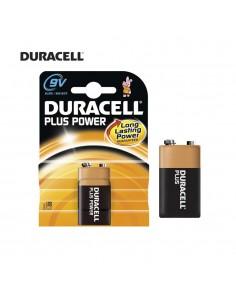 Pila duracell plus power 6lr61 9v (blister 1 pila)
