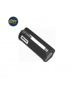Porta pilas sin cable  3 pilas r3 (no compatible para linterna 36100-36115-36081)