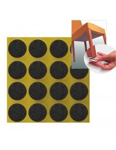 Protec. adhesivo para muebles 27mm 8uni