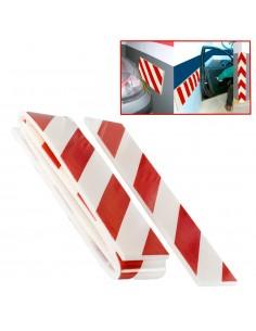 Panel autoadhesivo anti golpes 1mtsx13,7cm (2 piezas)