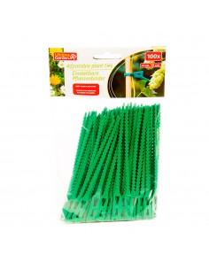 Pack 100 bridas 13cm (especial jardin)