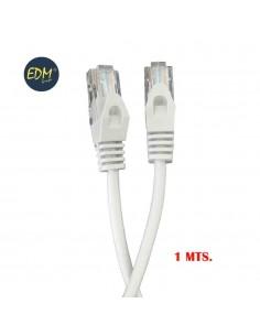 Cable utp cat5 1m