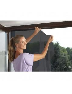 Mosquitera  ventana 1 pieza 130x150cm (incluye velcro)