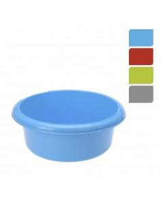 Barreño redondo 12l diam. 32 cm colores surtidos