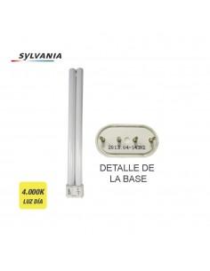 """Bombilla bajo consumo lynx-l 24w 840k luz dia casquillo 2g11 4 pin """"sylvania"""""""