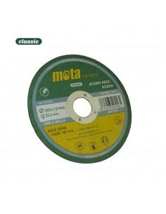 Disco corte a inox 115x1.0x22.23mm d1110