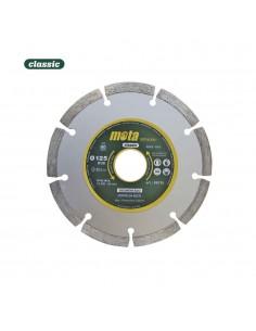 Disco diamantado segment. laser 115mm clp18  ss115-p