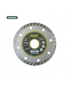Disco diamantado turbo 115mm clp18 st115-p
