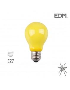 Bombilla standard led - antimosquitos - e27 - 4w - edm