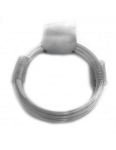 Alambre zincado nº 5 - 1,00mmx27m - 160g