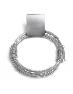 Alambre zincado nº 10 - 1,50mmx15m - 205g