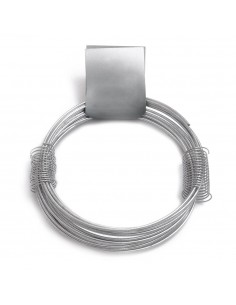 Alambre zincado nº 12 - 1,80mmx11m - 210g