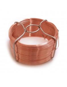 Alambre cobre nº 3 - 0,80mmx50m - 200g