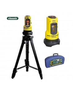Nivel laser rotatorio flotante -tripode  nl100
