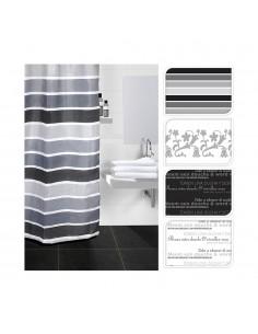 Cortinas de ducha - 180x180cm - modelos surtidos
