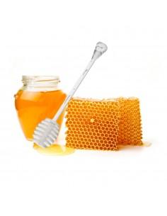 Cuchara plastico para miel 17cm
