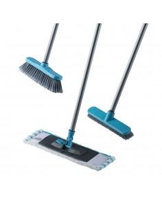 Set limpieza escoba+cepillo+mopa