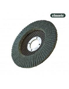 Flap zirconio 115 mm grano 40 - dfz1040
