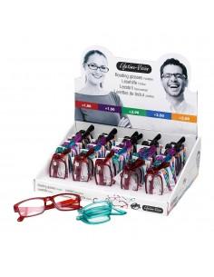 Gafas de lectura plegable     euro/u