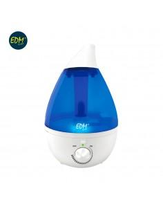 Humidificador de ambiente - 25w - 3,5litros - edm