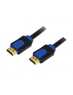 Cable hdmi 2.0 alta velocidad con ethernet hq 4k (5m)