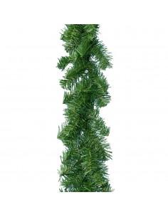 Guirnalda tipo rama pino 180 ramas 270x20cm