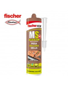 Ms sellante adhesivo marron fischer 290ml