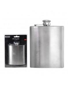 Petaca aluminio 207ml (blister)
