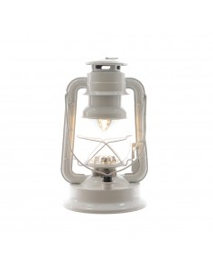 Farol decorativo luz led color blanco