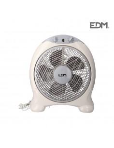 """Ventilador box fan 45w """"2018 series""""  edm"""