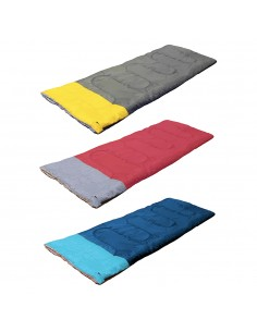 Saco de dormir 190x75cm colores surtidos