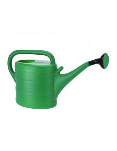 Regadera 10 litros color verde
