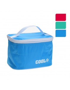Bolsa tipo nevera 8l colores surtidos 300x160x215mm