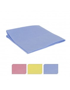 Set 6 bayetas 100% polyester 1 color por set