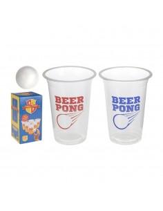 Set de juego de beber beer pong