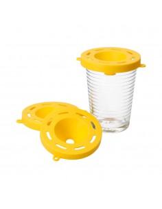 Pack 3 tapas para trampa avispas (no incluye vaso)