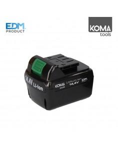 Bateria recambio - lithium-ion - 14,4v para taladro ref: 08703