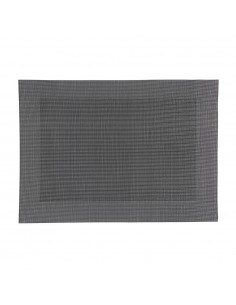 Salvamanteles 35x50 negro