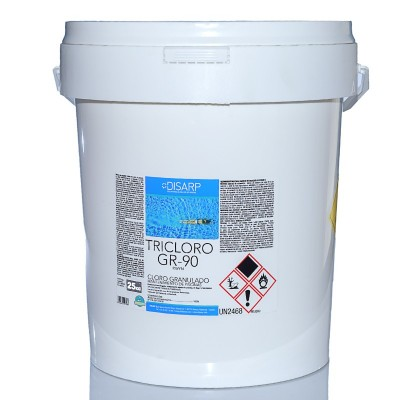 Cloro Granulado 25 kg DISARP