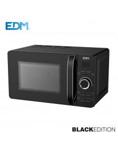 "Microondas - ""black edition"" con grill - 20litros - 700w - edm"