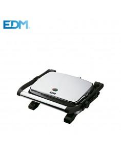 Sandwichera doble - 1600w - edm