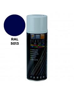 Spray ral 5013 azul cobalto 400ml.